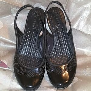 Privo black shoes